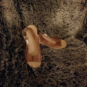 CrocsA-leigh Wedge Leather